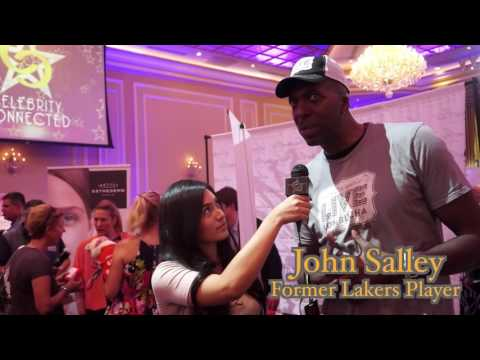 John Salley Interview at Celebrity Connected Honoring the ESPYs®