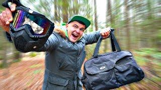 Отправились мстить за Прыгуна и нашли потерянный чемодан призрака по координатам!