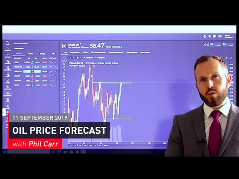 COMMODITY REPORT: Crude Oil Price Forecast: 11 September 2019