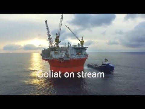 Goliat on stream
