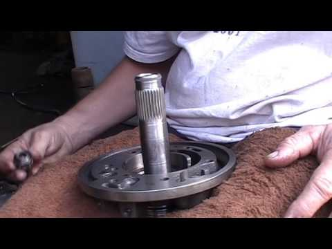 5R55S TRANSMISSION PUMP youtube