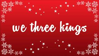 We Three Kings - Children's Christmas Songs and Stories