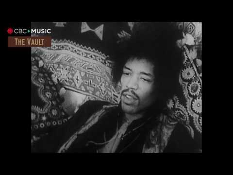 Jimi Hendrix on The Ideal Audience (1969)