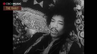 Jimi Hendrix on The Ideal Audience (1969)