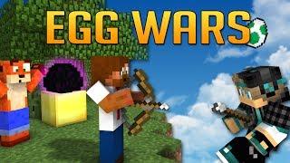 Öppna för info om videon! KimmyPOWER och Ufosxm spelar Egg wars på ...