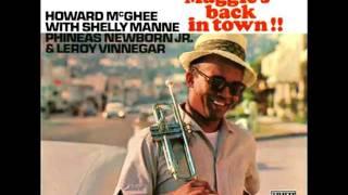 Howard McGhee Quartet - Maggies back in town