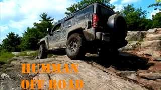 4X4 Off Road Adventure on CANADIAN SHILD in Ontario Canada