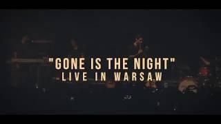 Смотреть клип Jorge Blanco - Gone Is The Night Live In Warsaw
