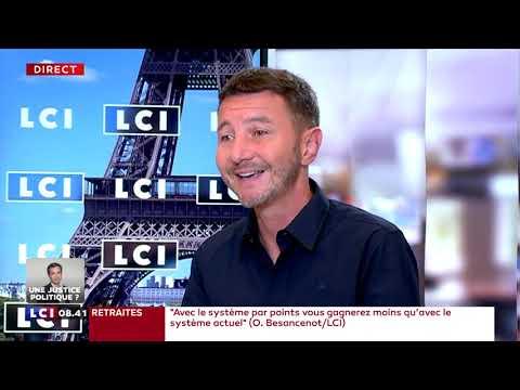 Olivier Besancenot fustige