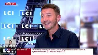Olivier Besancenot fustige la réforme des retraites