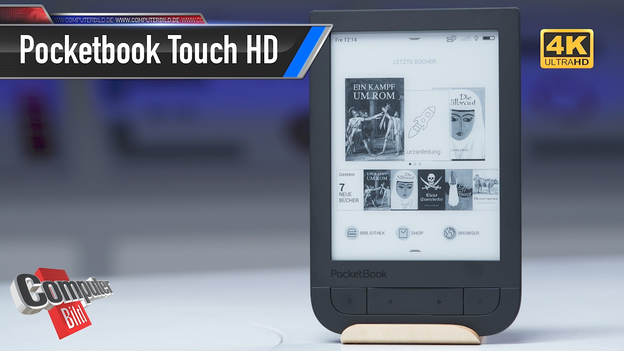 E-book PocketBook 623 Touch 2: review, features and reviews 46