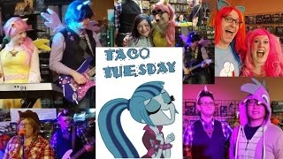 Noontime Sonata Live The Shake Ups In Ponyville