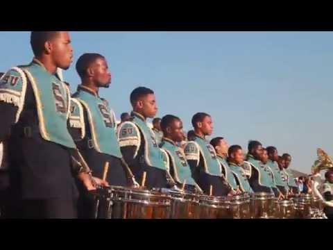 Southern University Drumline 2014