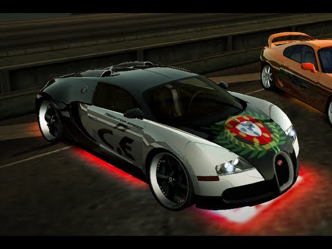 nfs world teste bugatti veyron eb 16 4 youtube. Black Bedroom Furniture Sets. Home Design Ideas