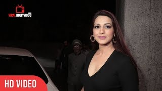Sonali Bendre At Rustomjee Elements New Sample Apartment Design By  Sussanne Khan