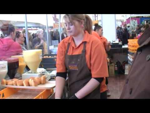 Big Lou's Donuts - Royal Melbourne Show 2012