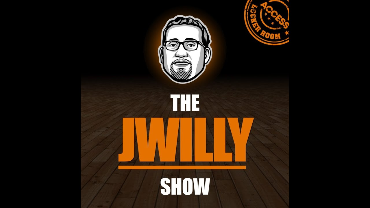 The JWILLY Show Live - How do Quarantined Coaches watch the game? UVA vs Wake Forest, Notre Dame BC