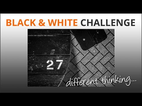 Black & White Photography Self Challenge - Mike Browne