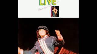 「ライブ! 岡崎友紀マイ・コンサート」より。 1974年12月 郵便貯金ホー...