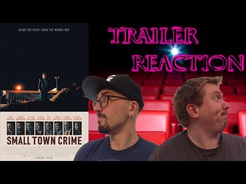 Small Town Crime Trailer Review