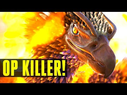 📌THE PHOENIX JUST RUINED ARK- AND THAT'S OKAY! Ark: Survival Evolved - Everything you need to know!