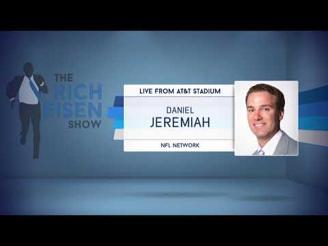 NFL Network's Daniel Jeremiah Talks NFL Draft with Rich Eisen | Full Interview | 4/24/18