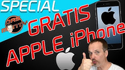 Apple iPhone GRATIS - DIY Anleitung - Smartphone fast umsonst - Deutsch - Das Monty