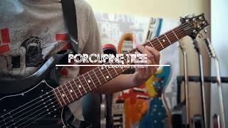 Porcupine Tree - Wedding Nails guitar cover