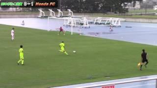 2016JFL 2nd S 第2節 MIOびわこ滋賀 vs Honda FC ハイライト