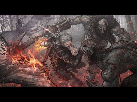 TOP 50 Witcher Wallpapers - Wallpaper Engine