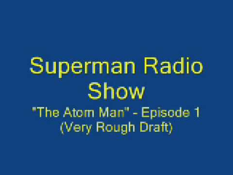"""The Adventures of Superman"" radio show - ep. 1, pt. 2"