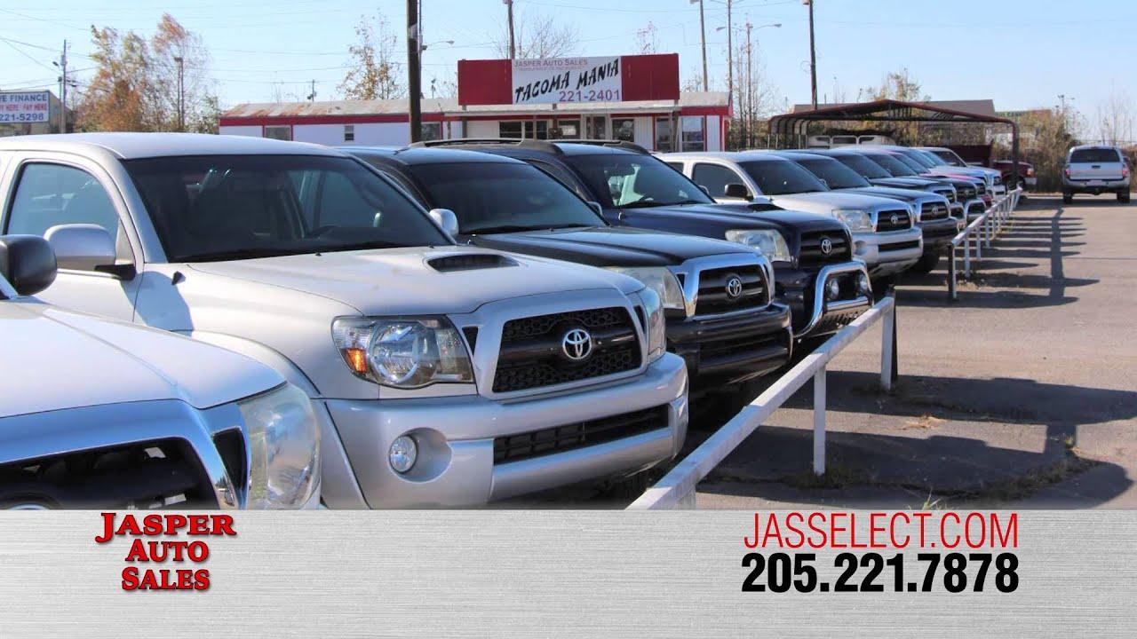 Jasper Auto Sales >> Jasper Auto Sales Youtube