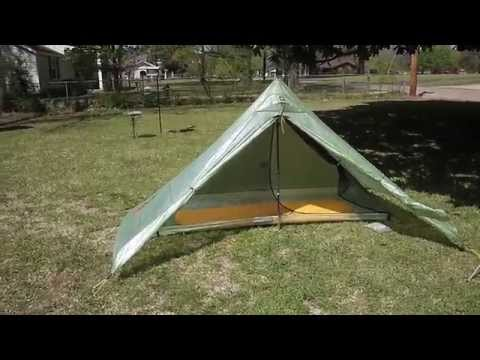 First Look @ the MLD Duomid and the Solo Inner Net Tent