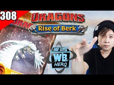 Premium Silent Knight Pack Opening | Dragons: Rise of Berk [Episode 308]