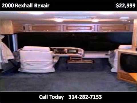 2000 rexhall rexair used cars st louis mo youtube. Black Bedroom Furniture Sets. Home Design Ideas