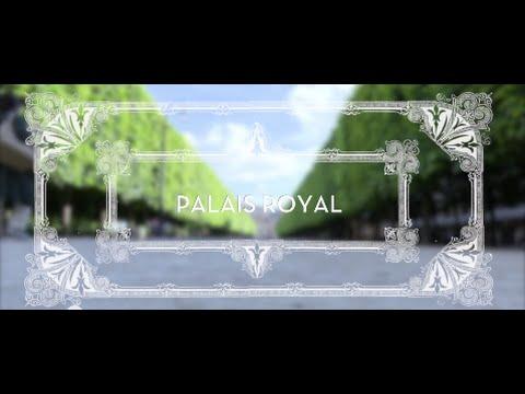 O Palais Royal em Paris