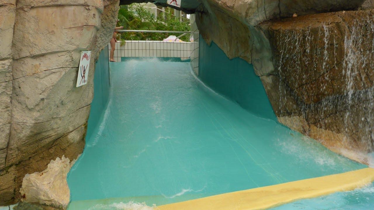 Sunparks ardennen breitrutsche grand glissoire youtube for Sunpark piscine