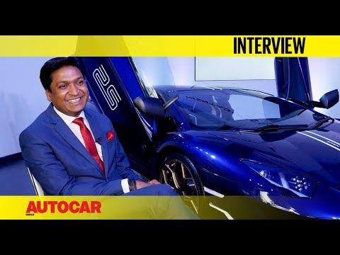 Sharad Agarwal - Head, Lamborghini India | Interview | Autocar India
