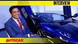 Sharad Agarwal Head, Lamborghini India   Interview   Autocar India