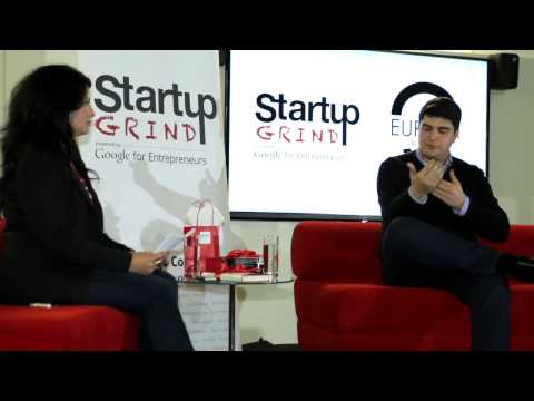 Peter Polydor (ERGO Capital Partners) at Startup Grind Orange County
