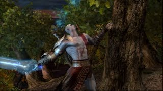 God of War 2 - all cutscenes and movies (eng) - HQ