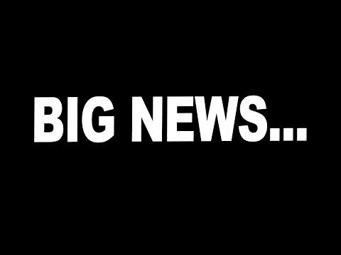 BIG NEWS...