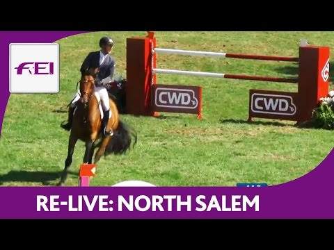 Re-Live | New York | Longines FEI World Cup™ Jumping 2016/1p7 NAL | Sellier Cup & Fidelity Jumer