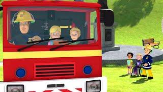 Fireman Sam US New Episodes HD | Pontypandy's mega party! | Episodes Compilation 🚒🔥Kids Movies