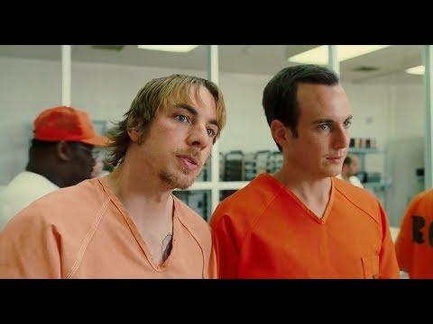 【老邪解说】6分钟爆笑解说美国越狱电影同居牢友