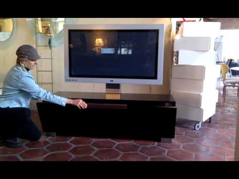 Modern Flat TV Stand