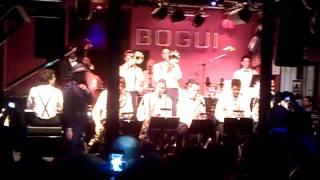 "CMQ BIG BAND / Bogui Jazz, 24 febrero 2013, ""Mi amor fugaz"""