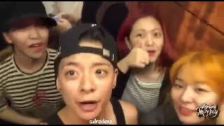 Video Amber nge-Vlog Ep 11 Exo Red velvet and NCT Cut download MP3, 3GP, MP4, WEBM, AVI, FLV September 2018