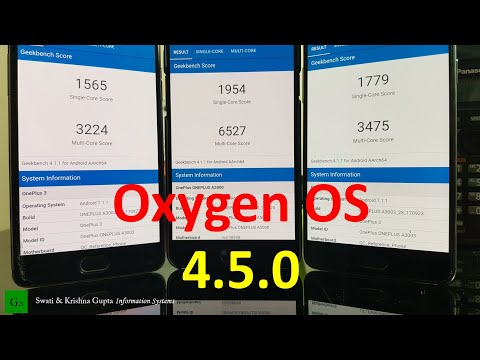 OnePlus 3 and 3T OxygenOS 4.5.0 Update (New Features & Changes, Benchmark Comparison)