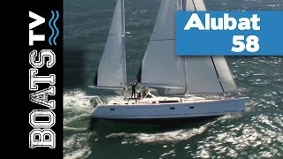 Alubat 58 : Voilier en aluminium | Boats TV, tests et présentations de bateaux